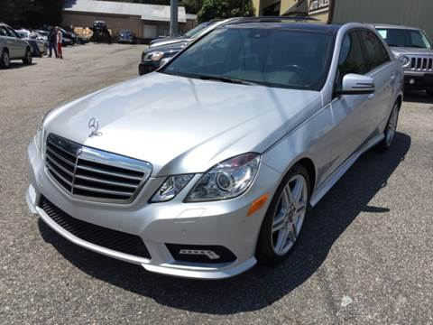 2010 Mercedes-Benz E-Class for sale at MVP Auto LLC in Alpharetta GA