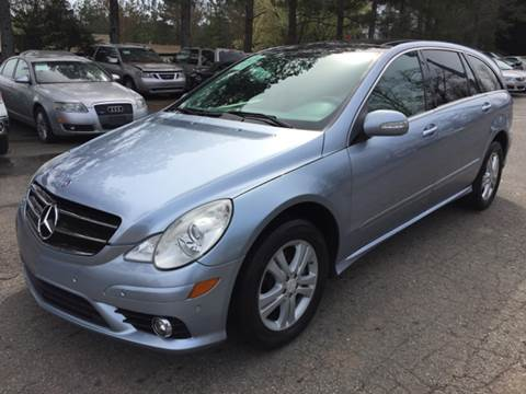 2009 Mercedes-Benz R-Class for sale at MVP Auto LLC in Alpharetta GA