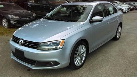 2013 Volkswagen Jetta for sale at MVP Auto LLC in Alpharetta GA