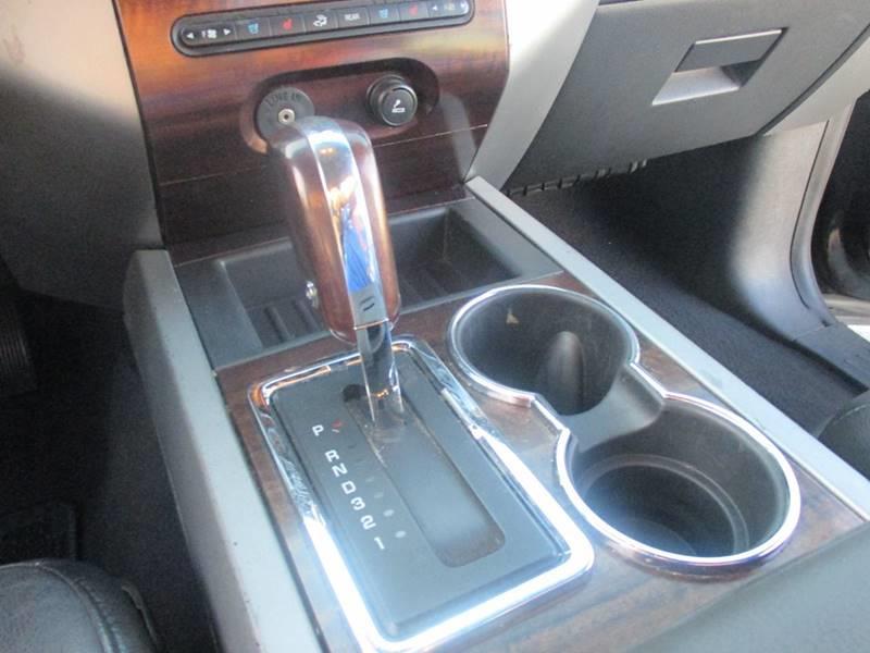 2007 Ford Expedition EL 4x2 Limited 4dr SUV - Miami FL