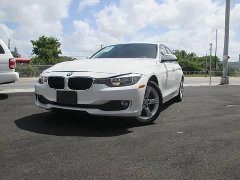 2013 BMW 3 Series for sale in Miami, FL