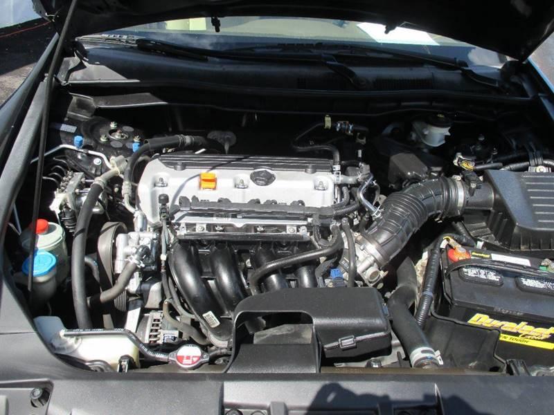 2009 Honda Accord LX 4dr Sedan 5A - Miami FL