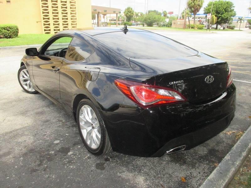2015 Hyundai Genesis Coupe 3.8 Ultimate 2dr Coupe - Miami FL