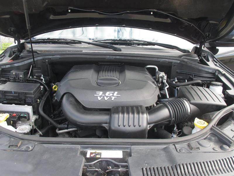 2013 Dodge Durango SXT 4dr SUV - Miami FL