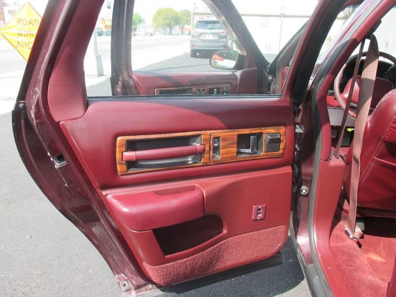 1996 Chevrolet Caprice 4dr Sedan - Miami FL