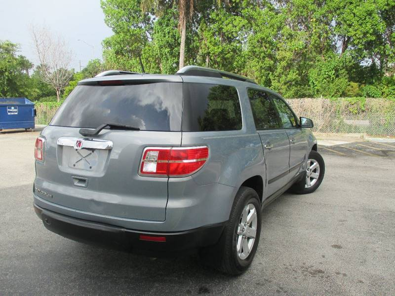 2007 Saturn Outlook XE 4dr SUV - Miami FL