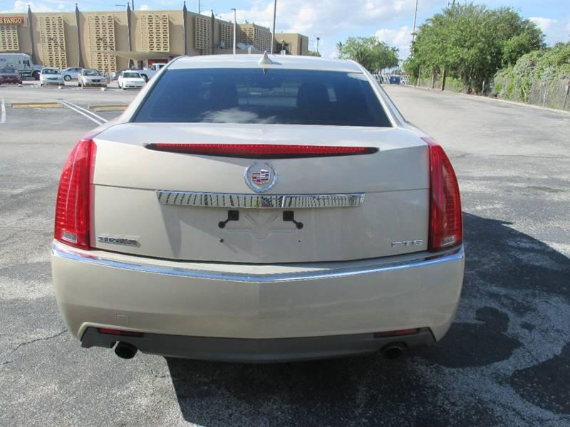 2009 Cadillac CTS 3.6L V6 4dr Sedan w/ 1SA - Miami FL