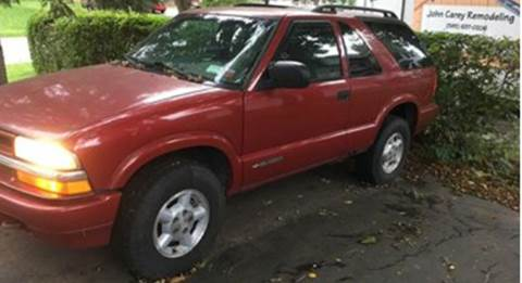 1999 Chevrolet Blazer for sale in Holley, NY
