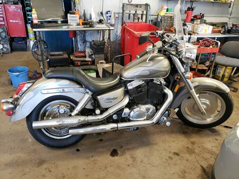 2002 Honda Shadow for sale in Holley, NY