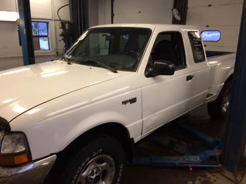 1999 Ford Ranger for sale at VILLAGE MOTORS in Holley NY