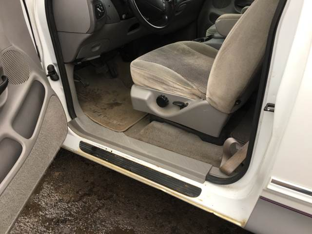 1998 Ford F-150 for sale at VILLAGE MOTORS in Holley NY