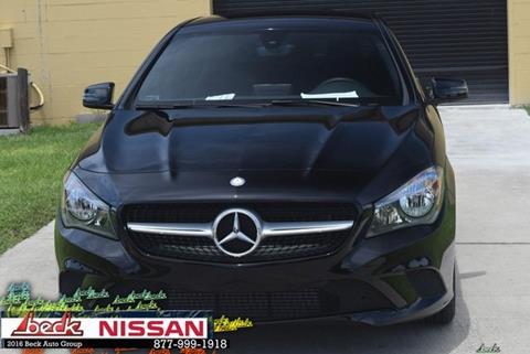 2015 Mercedes-Benz CLA for sale in Palatka, FL