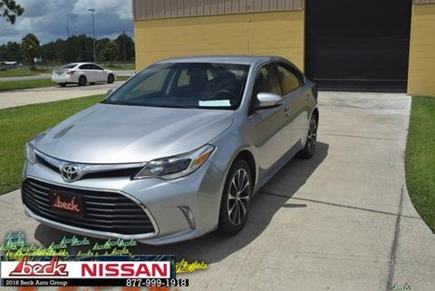 2016 Toyota Avalon for sale in Palatka FL