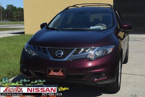 2013 Nissan Murano for sale in Palatka FL