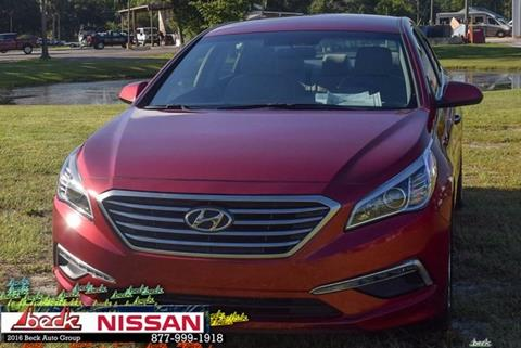 2015 Hyundai Sonata for sale in Palatka, FL