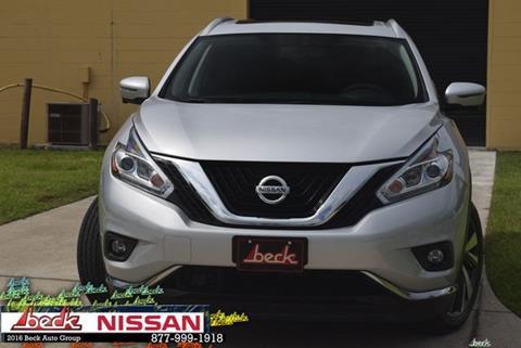 2017 Nissan Murano for sale in Palatka FL