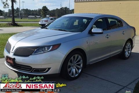 2013 Lincoln MKS for sale in Palatka FL