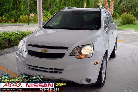 2014 Chevrolet Captiva Sport for sale in Palatka, FL