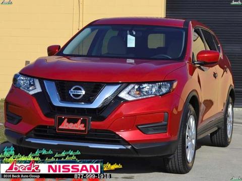 2017 Nissan Rogue for sale in Palatka FL
