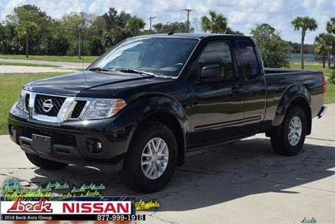 2017 Nissan Frontier for sale in Palatka, FL