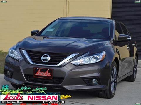 2017 Nissan Altima for sale in Palatka, FL