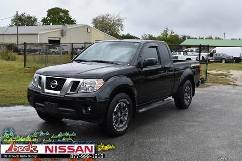 2018 Nissan Frontier for sale in Palatka, FL