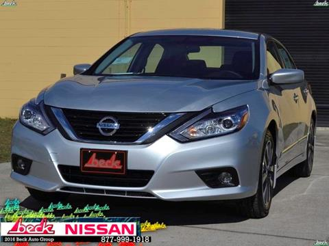 2017 Nissan Altima for sale in Palatka, FL