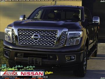 2017 Nissan Titan XD for sale in Palatka, FL