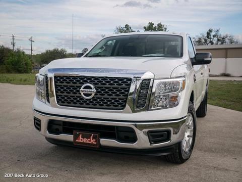 2017 Nissan Titan for sale in Palatka, FL