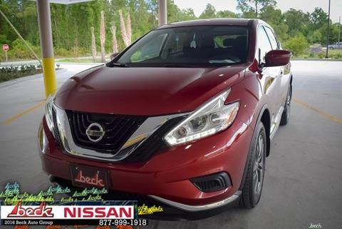 2017 Nissan Murano for sale in Palatka, FL