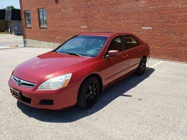 2007 Honda Accord for sale in Kansas City, MO