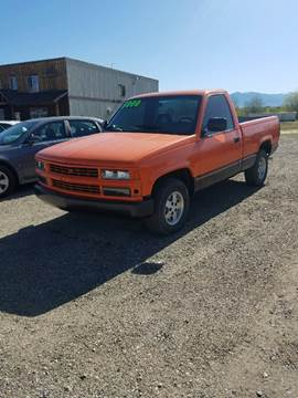 1992 Chevrolet C/K 1500 Series for sale in Victor, MT