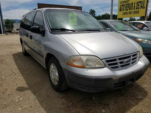 1999 Ford Windstar & Ford Used Cars Bad Credit Auto Loans For Sale Victor HIGHWAY TRADERS markmcfarlin.com