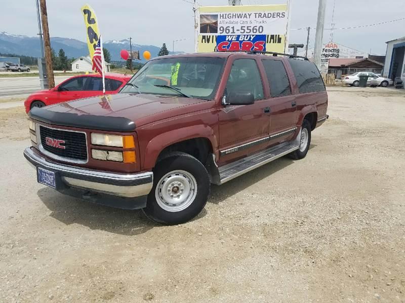 Used Cars Victor Bad Credit Car Loans Missoula MT Butte MT HIGHWAY ...