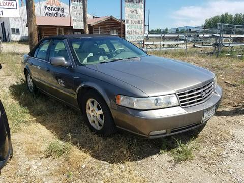 1998 Cadillac Seville for sale in Victor, MT