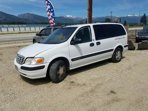 2000 Chevrolet Venture for sale in Victor, MT