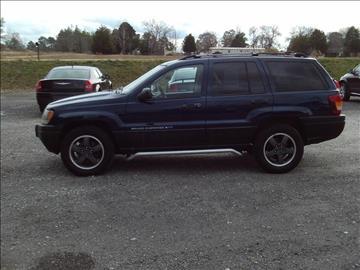2004 Jeep Grand Cherokee for sale in Lexington, SC