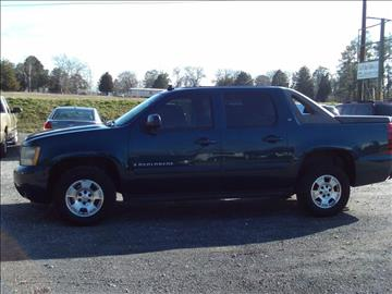 2007 Chevrolet Avalanche for sale in Lexington, SC
