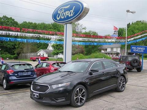 2015 Ford Taurus for sale in Meadville, PA