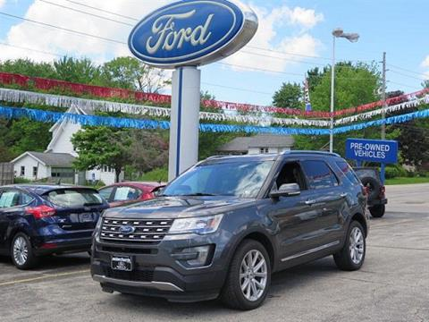2016 Ford Explorer for sale in Meadville PA