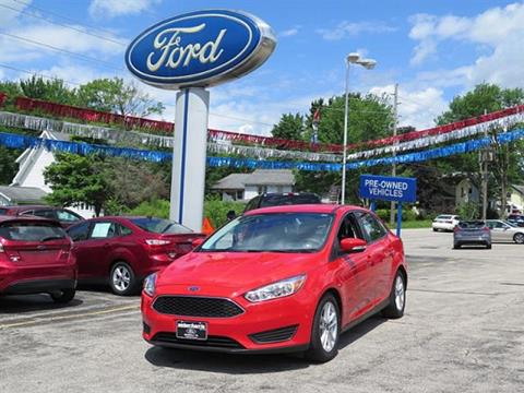2016 Ford Focus for sale in Meadville, PA