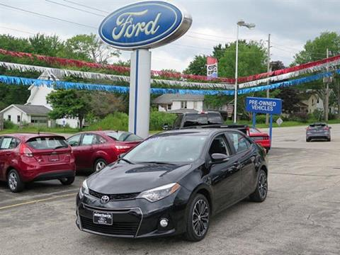2015 Toyota Corolla for sale in Meadville, PA