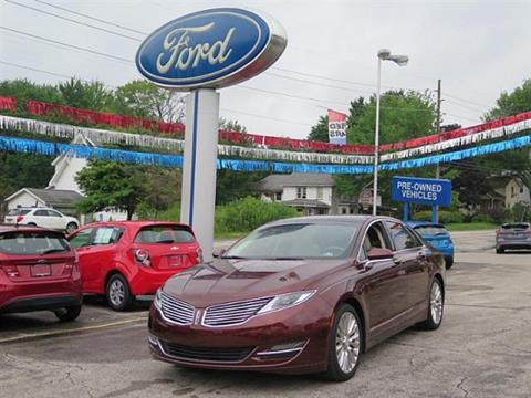 2015 Lincoln MKZ for sale in Meadville, PA