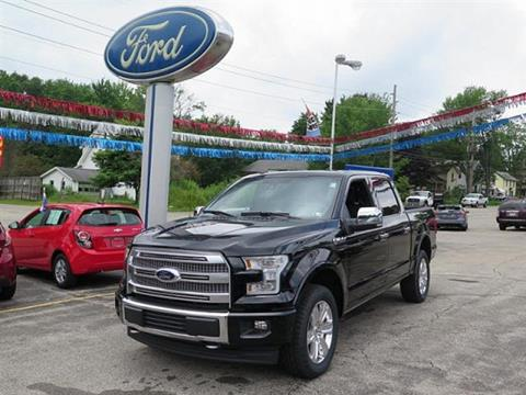 2017 Ford F-150 for sale in Meadville, PA