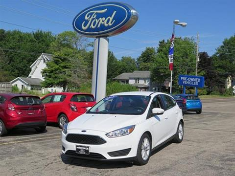 2015 Ford Focus for sale in Meadville PA