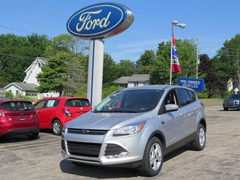 2015 Ford Escape for sale in Meadville, PA