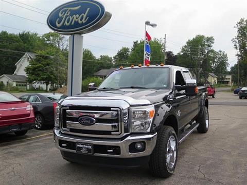 2014 Ford F-250 Super Duty for sale in Meadville, PA