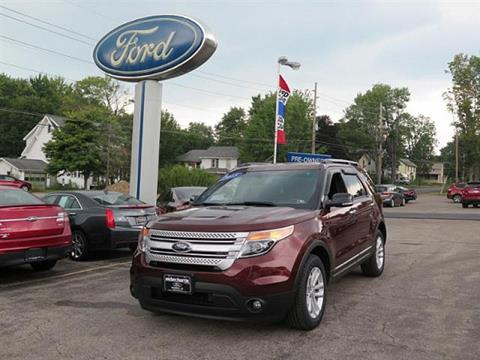 2015 Ford Explorer for sale in Meadville PA