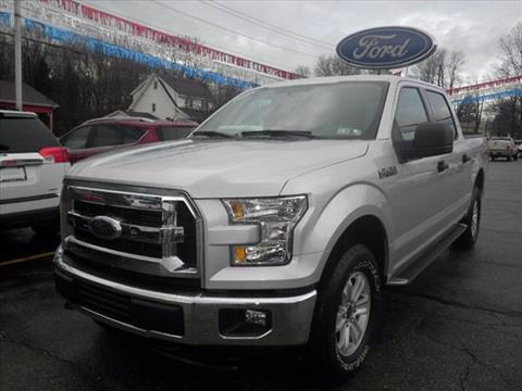 2015 Ford F-150 for sale in Meadville PA