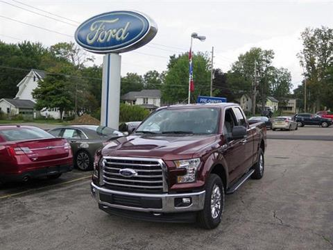 2017 Ford F-150 for sale in Meadville PA